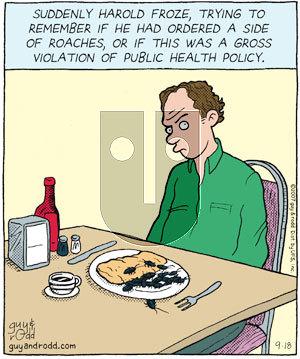 Brevity on Tuesday September 18, 2007 Comic Strip