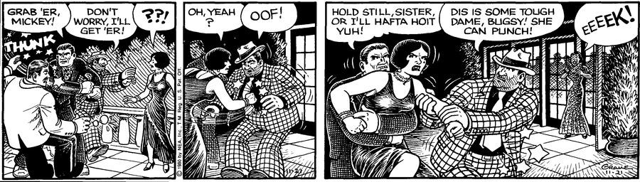 Alley Oop Comic Strip for November 21, 1980