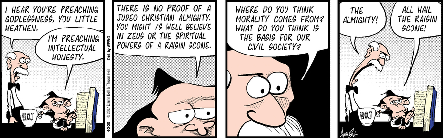Rudy Park Comic Strip for April 02, 2020