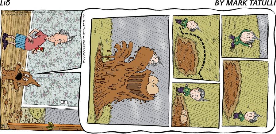 Lio for Dec 13, 2009 Comic Strip