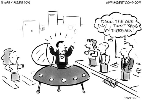 Andertoons Comic Strip for November 21, 2013
