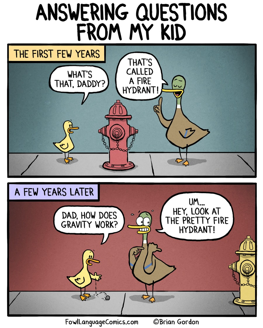 Fowl Language Comic Strip for December 06, 2015
