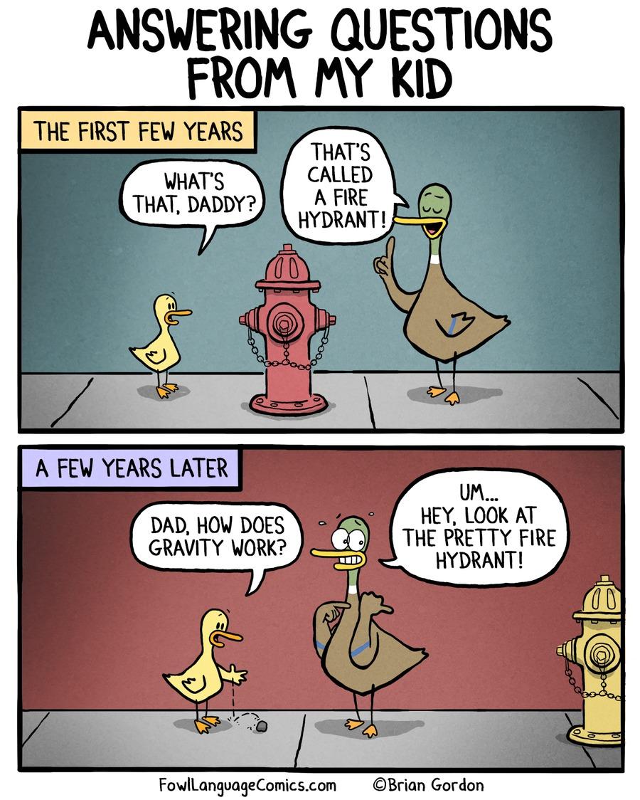 Fowl Language for Dec 6, 2015 Comic Strip