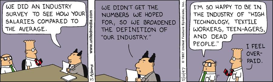 Dilbert Classics Comic Strip for April 11, 2021