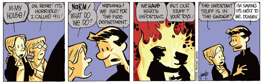The Norm Classics Comic Strip for December 04, 2020