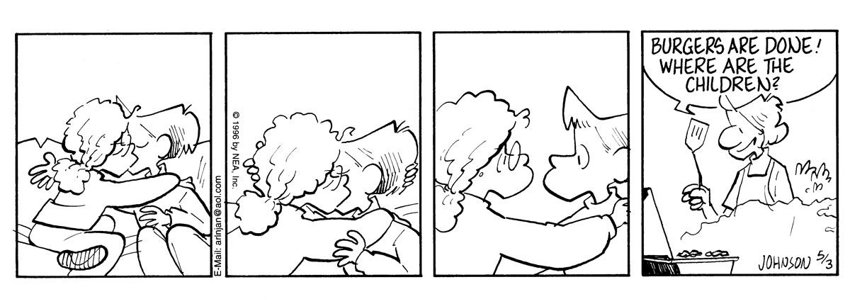 Arlo and Janis Comic Strip for May 03, 1996
