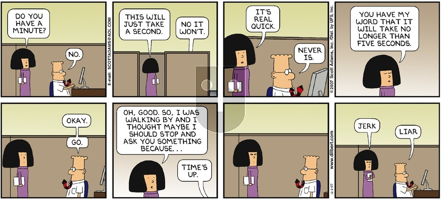 Purchase Comic Strip for 2007-12-02