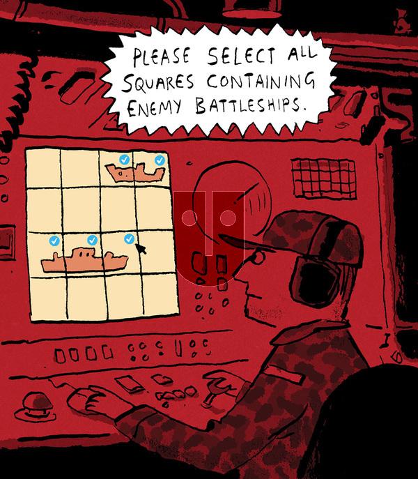 Berger & Wyse on Monday April 20, 2020 Comic Strip