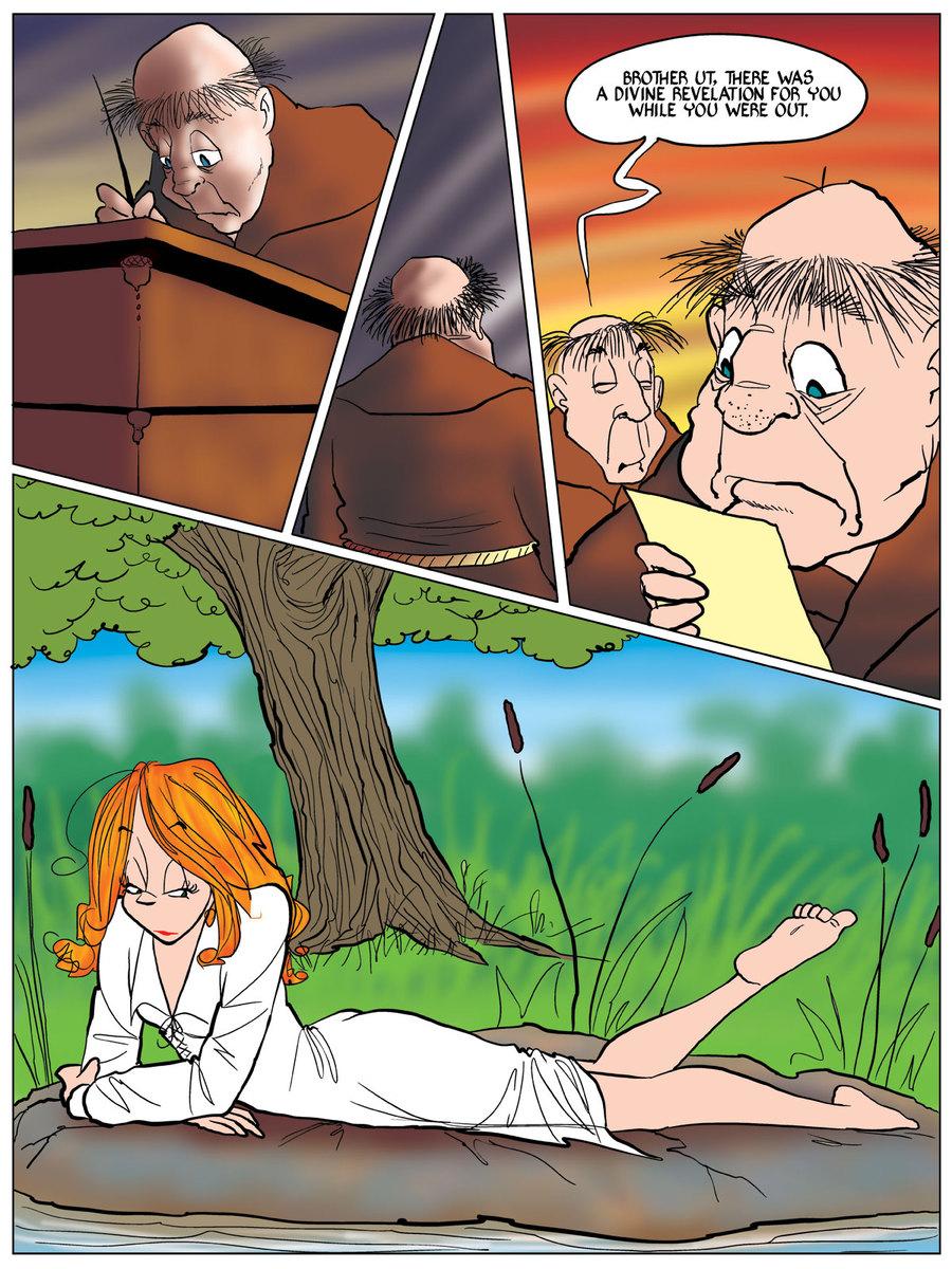 Pibgorn Comic Strip for January 21, 2019