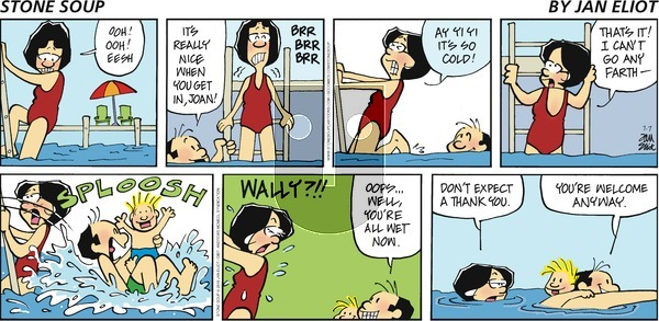 Stone Soup on Sunday July 7, 2019 Comic Strip