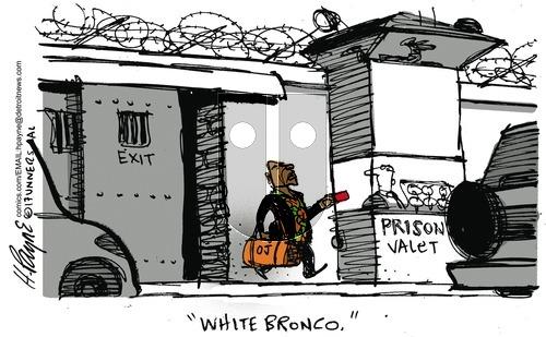 Henry Payne on Sunday July 23, 2017 Comic Strip