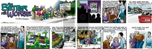 For Better or For Worse on Sunday August 21, 2005 Comic Strip