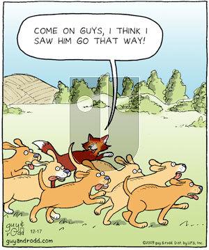 Brevity on Thursday December 17, 2009 Comic Strip