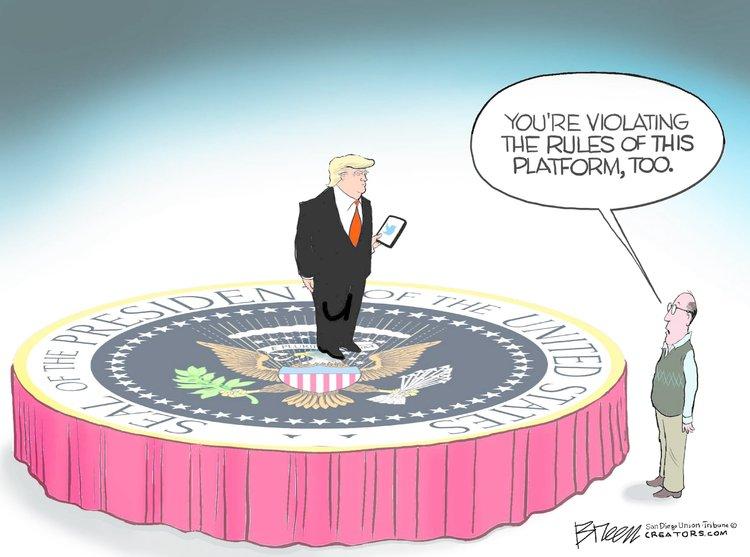 Steve Breen Comic Strip for May 30, 2020