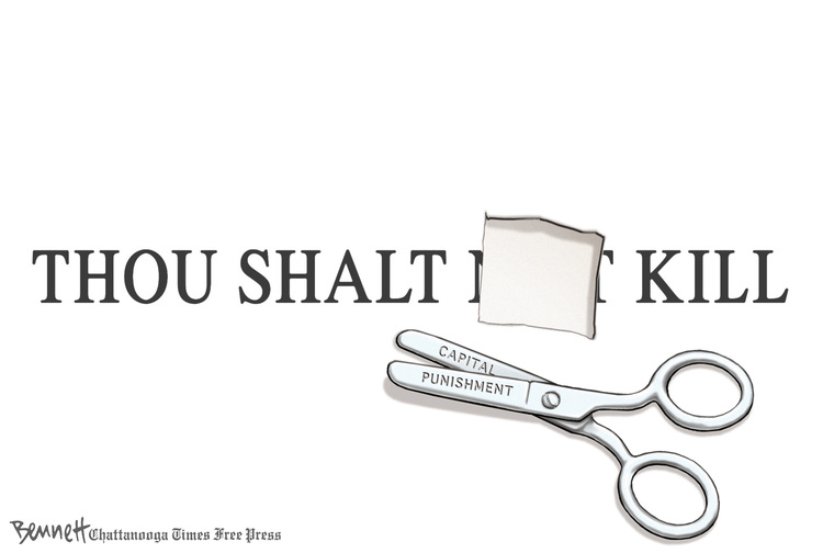 Clay Bennett for May 2, 2014 Comic Strip
