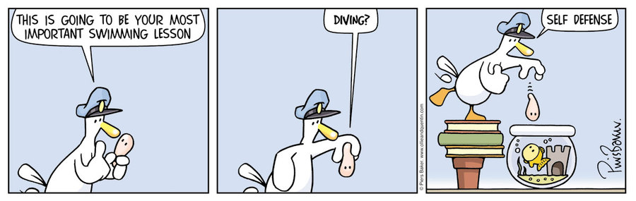 Ollie and Quentin Comic Strip for February 12, 2019