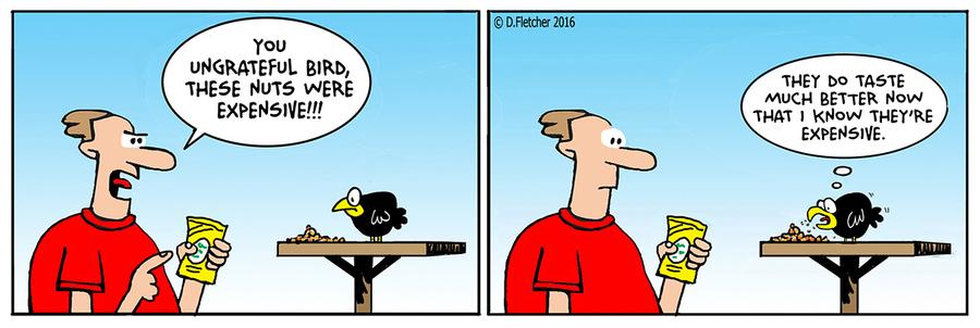 Crumb Comic Strip for July 16, 2016