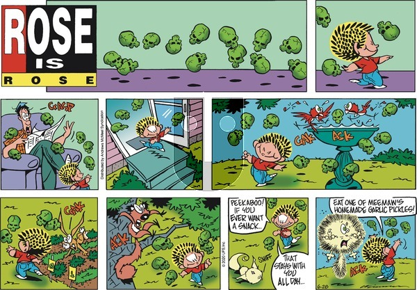 Rose is Rose on Sunday June 28, 2020 Comic Strip