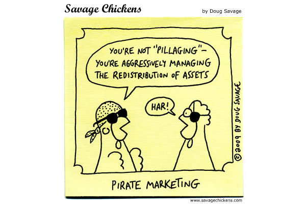 Pirate Marketing