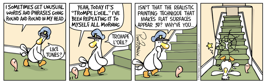 Ollie and Quentin Comic Strip for March 15, 2016