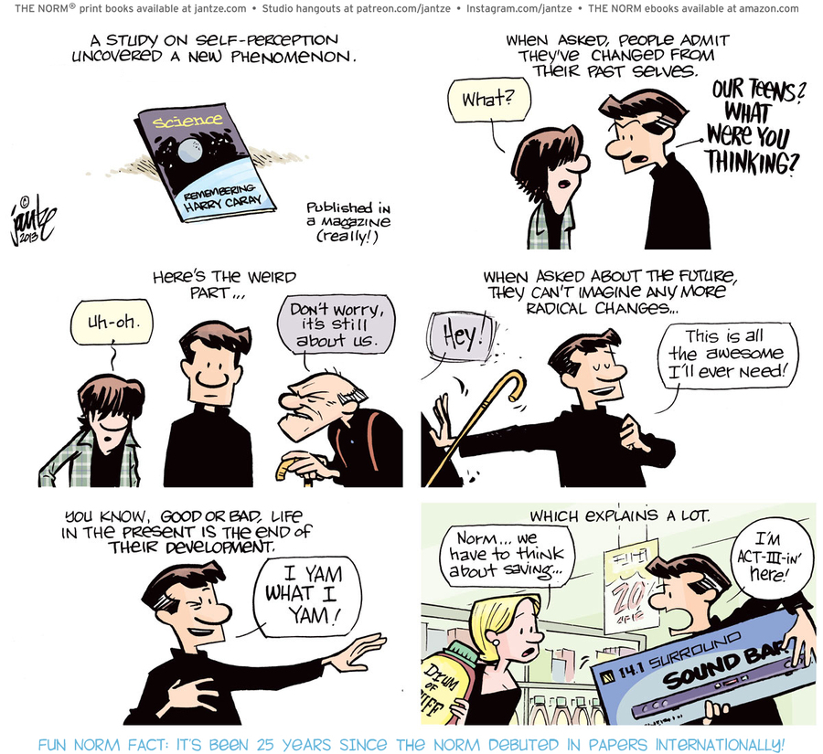 The Norm Classics Comic Strip for July 19, 2021