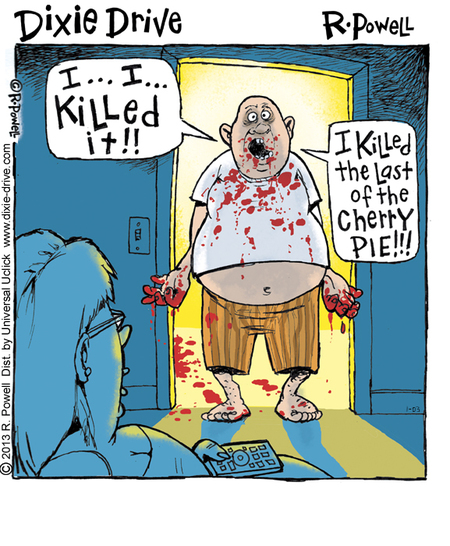 Wide Open for Jan 3, 2013 Comic Strip