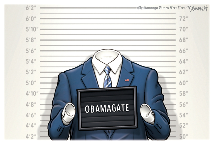 Clay Bennett by Clay Bennett on Sun, 18 Oct 2020