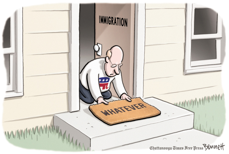 Clay Bennett Comic Strip for May 23, 2013