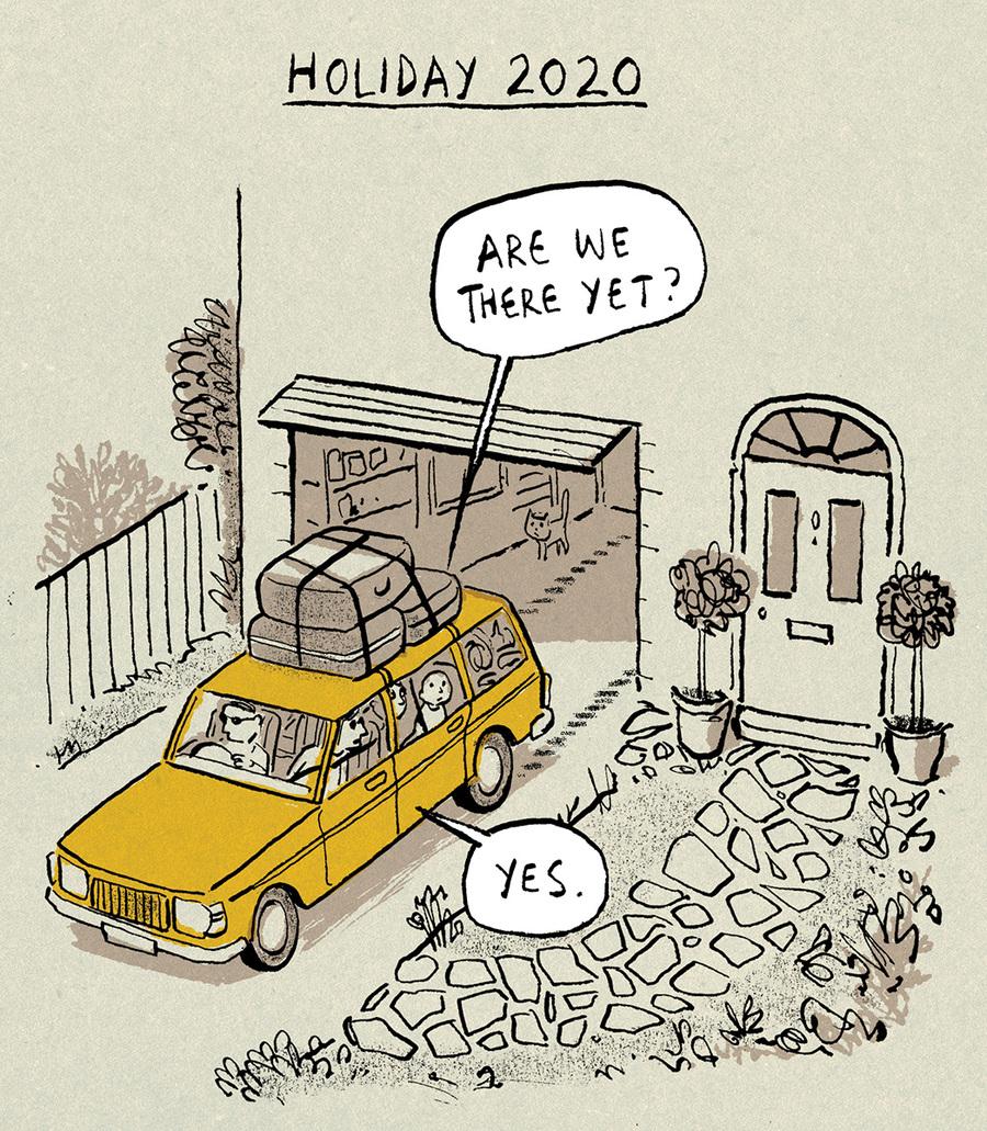 Berger & Wyse Comic Strip for September 07, 2020