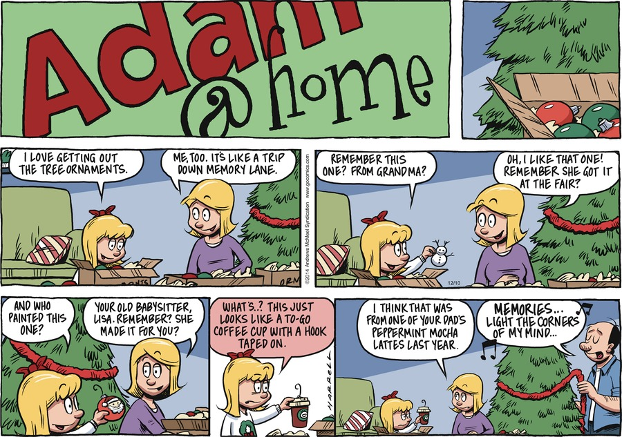 Adam@Home for Dec 10, 2017 Comic Strip