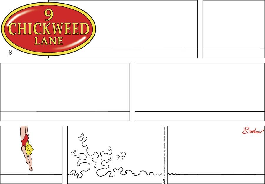 9 Chickweed Lane Comic Strip for November 22, 2020