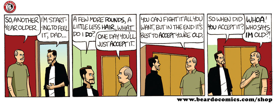 Beardo Comic Strip for May 14, 2019