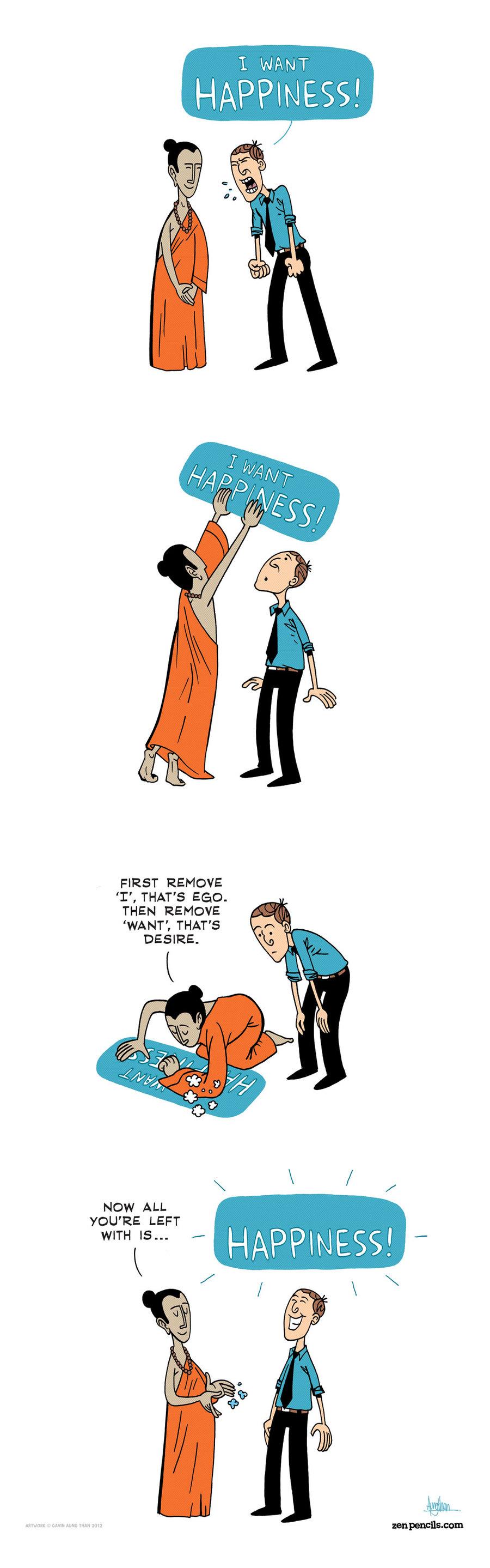 Zen Pencils Comic Strip for October 19, 2015