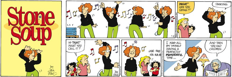 Stone Soup Classics Comic Strip for May 09, 2021