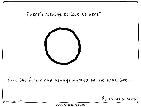 Eric the Circle by ..... for March 01, 2019