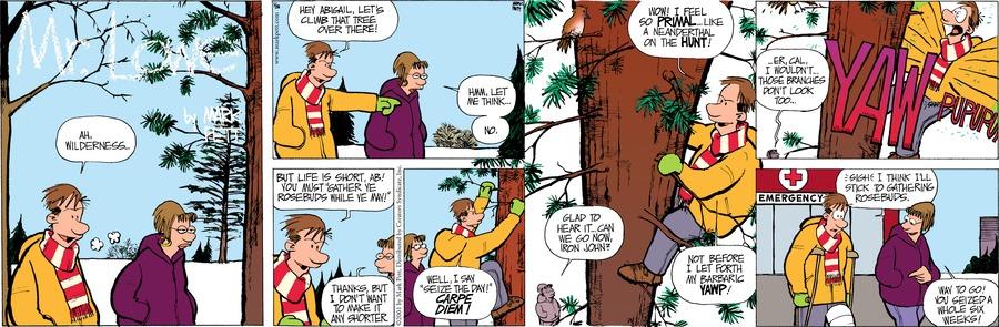 Mr. Lowe Comic Strip for July 27, 2021
