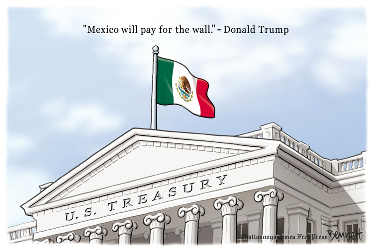 Clay Bennett Comic Strip for January 07, 2019
