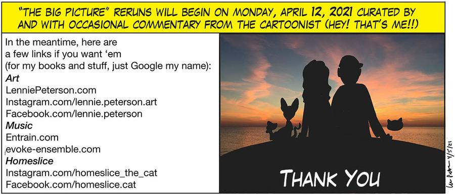 The Big Picture Comic Strip for April 05, 2021