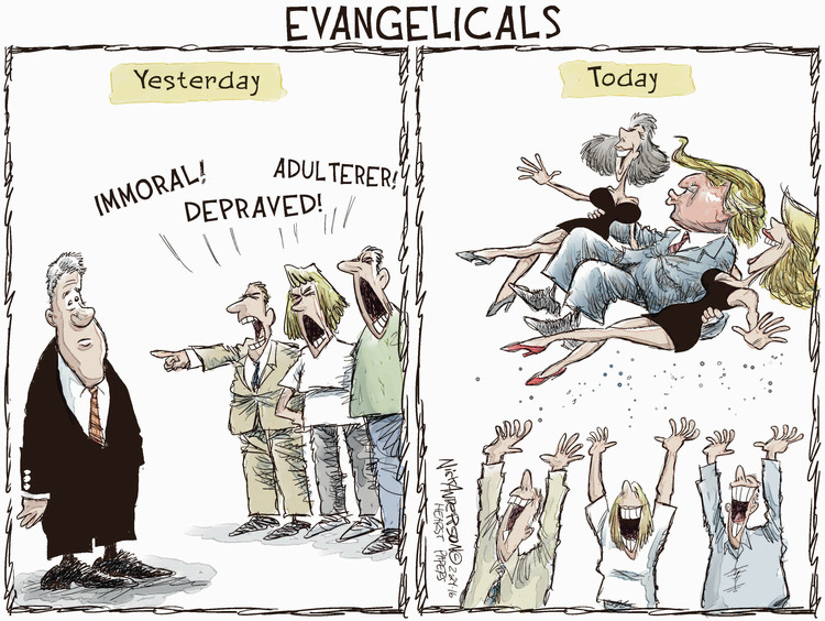 Nick Anderson Comic Strip for February 24, 2016