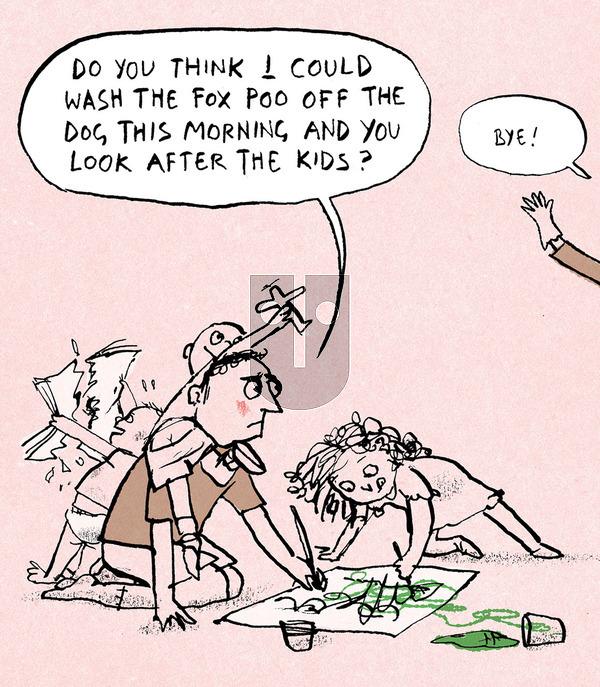 Berger & Wyse - Wednesday September 9, 2020 Comic Strip