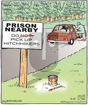 Brevity on Saturday June 13, 2009 Comic Strip