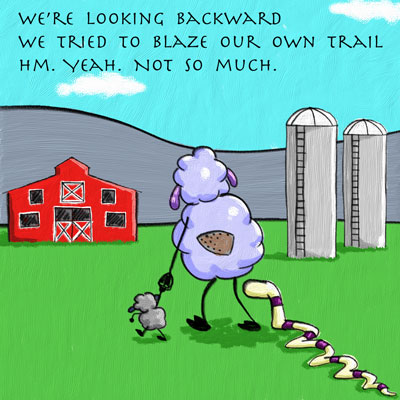 Haiku Ewe for Oct 28, 2011 Comic Strip
