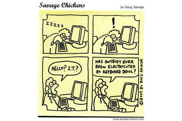 Savage Chickens Comic Strip for April 30, 2013