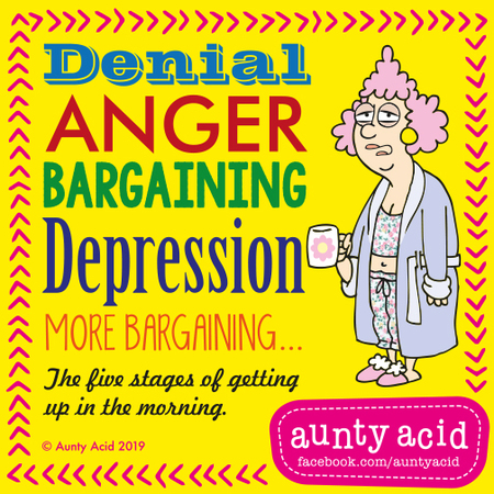 Aunty Acid by Ged Backland for May 23, 2019