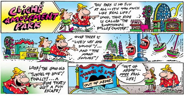 Frank and Ernest Comic Strip for September 04, 2005