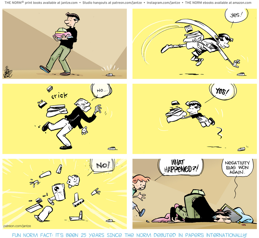 The Norm Classics Comic Strip for July 21, 2021