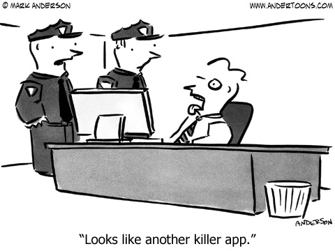 Andertoons Comic Strip for July 23, 2012