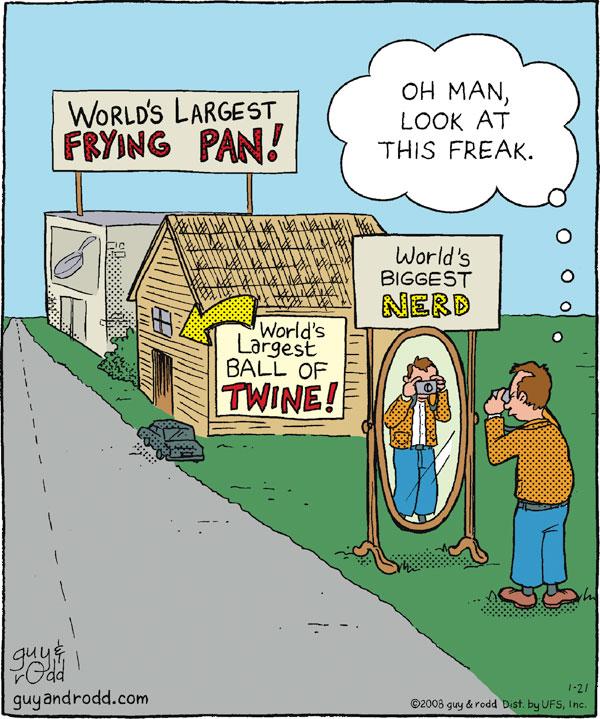 Brevity Comic Strip for January 21, 2008