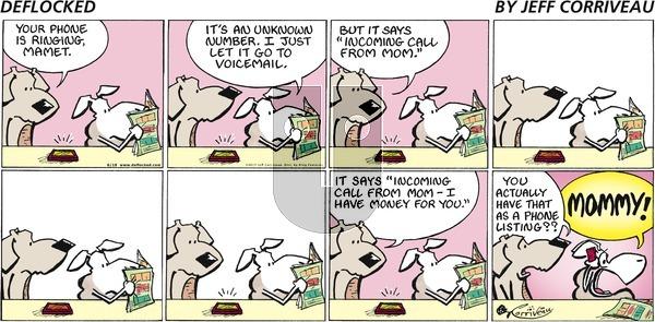 DeFlocked on Sunday June 18, 2017 Comic Strip