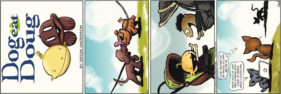 Dog Eat Doug for Aug 25, 2013 Comic Strip